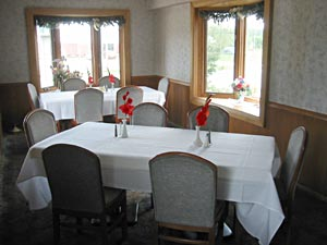 Private dining for your special occasion
